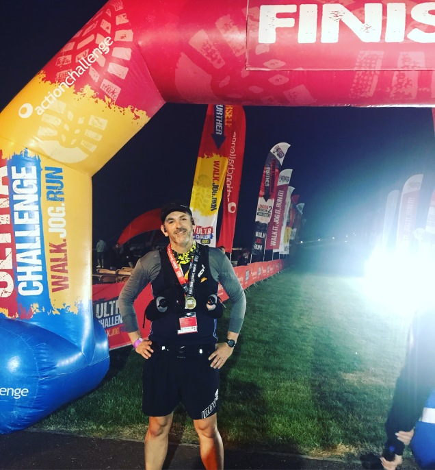 Richmond finishes London to Brighton Ultrachallenge